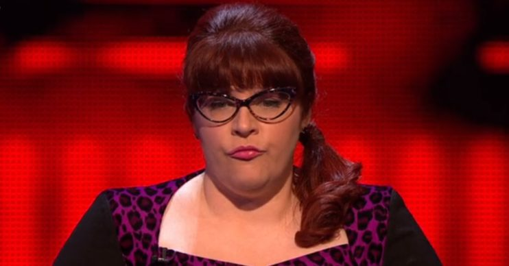 Jenny Ryan on The Chase