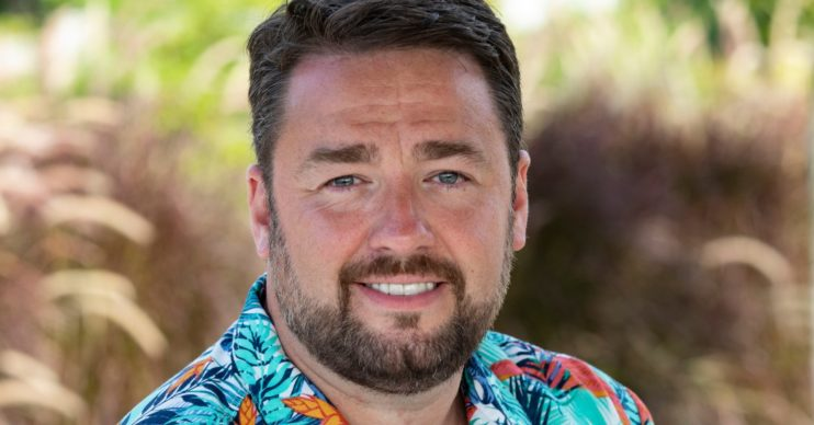 Jason Manford stars in Death in Paradise
