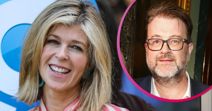 Kate Garraway gives update on husband Derek