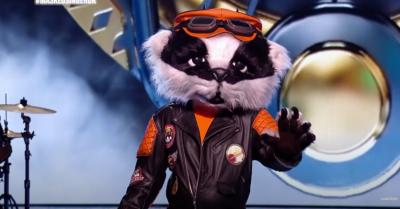The Masked Singer UK Badger
