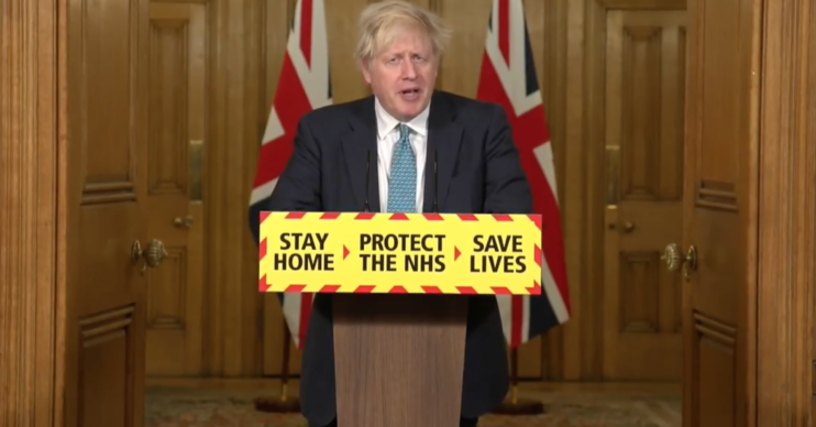boris johnson press conference