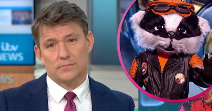 Ben Shephard addresses The Masked Singer Badger rumours