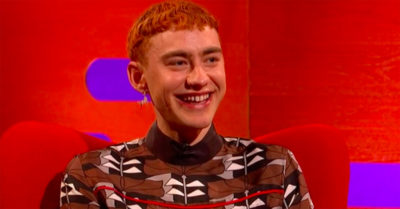 olly alexander on the graham norton show