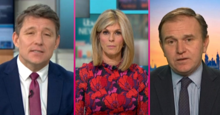 GMB Ben Shephard and Kate Garraway