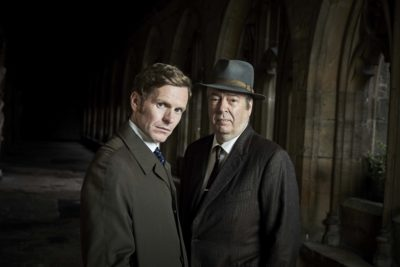 Shaun Evans and Roger Allam will return for a new series of Endeavour in the autumn