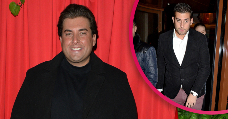 James argent weight