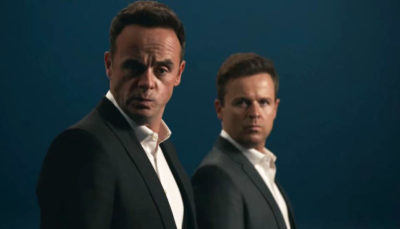 new trailer for Saturday night takeaway