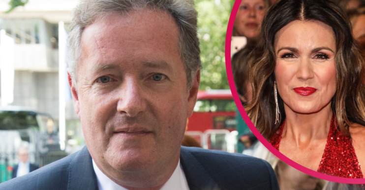 Piers Morgan has been accused of fat-shaming after he said the Susanna Reid had never been heavier