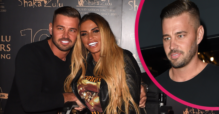 Carl Woods slammed for Photoshop fail with Katie Price