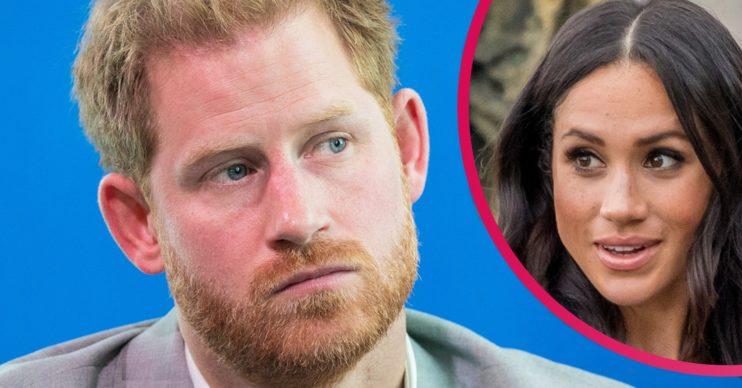 prince harry and meghan markle social media article