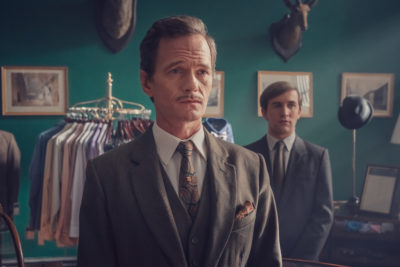 Viewers praised Neil Patrick Harris for his British accent in It's A Sin