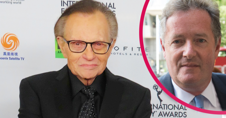 Larry King has died with Piers Morgan leading the tributes