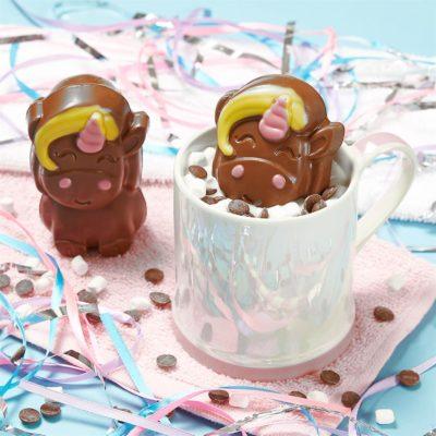 home bargains unicorn hot chocolate