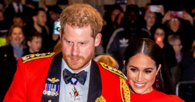 Prince Harry and Meghan Markle sign a deal with Netflix