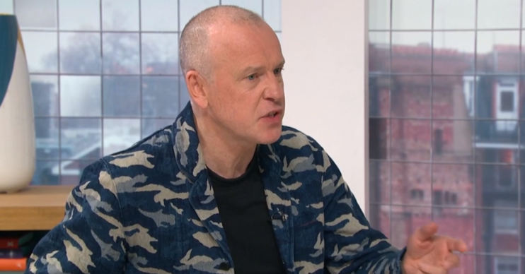 Tim Lovejoy on Sunday Brunch today