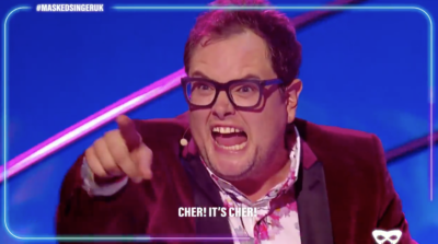 Alan Carr is confirmed to appear on The Masked Singer