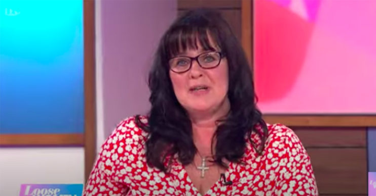 coleen nolan on itv's loose women