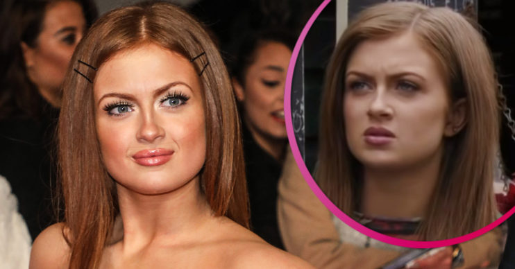 EastEnders star Maisie Smith