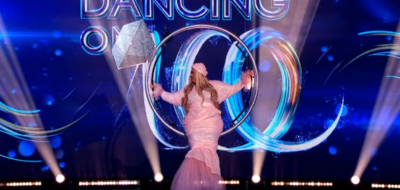 Gemma Collins returns to DAncing On Ice