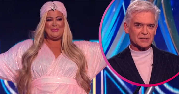 Gemma Collins returns to DAncing On ICe