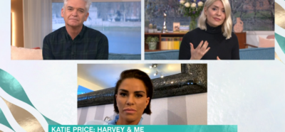 Katie Price speaks about her and Harvey on This Morning