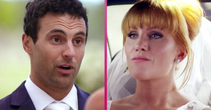 Married At First Sight Australia stars Cam and Jules
