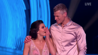 Faye Brookes is the new favourite with bookies for Dancing On Ice