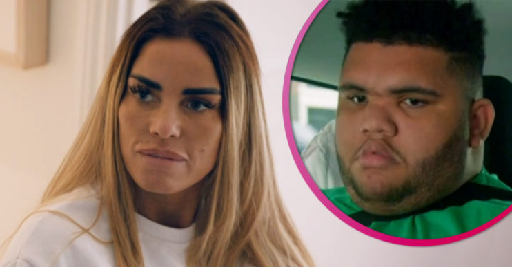 Katie Price: Harvey and Me