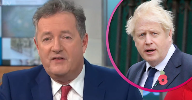 Piers Morgan for Prime Minister