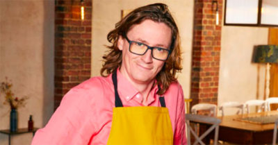 Ed Byrne on celebrity best home cook