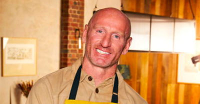 gareth thomas on best home cook