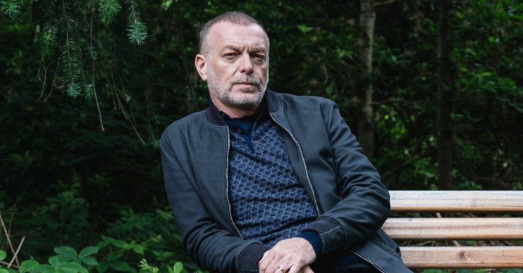 Hugo Speer in Marcella on ITV1