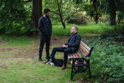 Hugo Speer in Marcella on ITV1