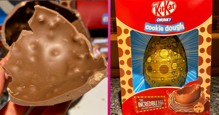 tesco Easter eggs