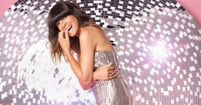 claudia on strictly bbc