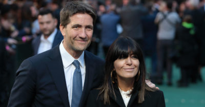 claudia winkleman and husband