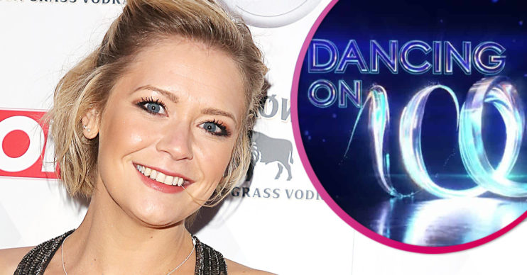Suzanne Shaw criticises Dancing On Ice 2021