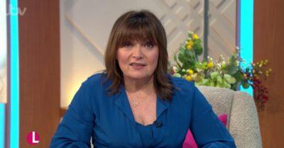 Headteacher Sarah White on Lorraine