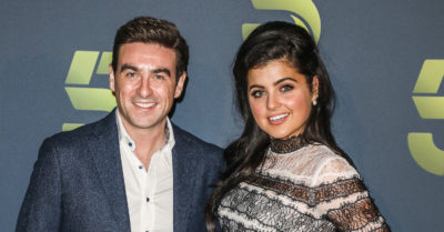 paul connolly with storm huntley