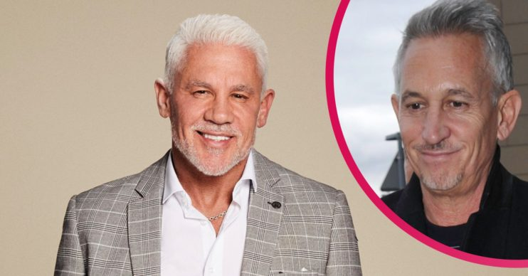 Celebs Go Dating Wayne Lineker and Gary