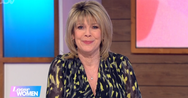 Ruth Langsford returns to Loose Womnen
