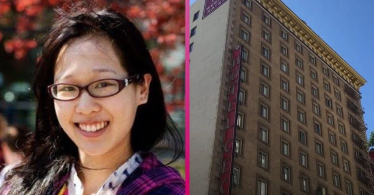 Elisa Lam and Cecil Hotel