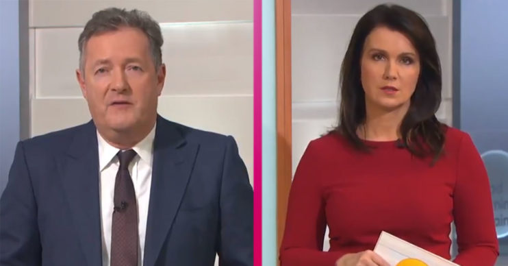GMB Piers and Susanna today