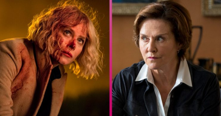 New Marcella, series three, Marcella and Katherine