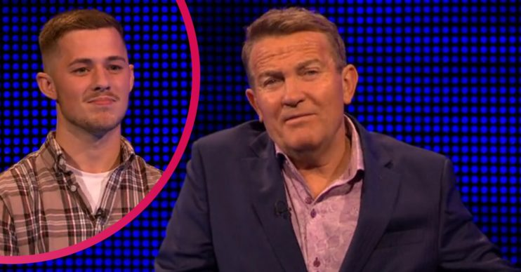 Josh on The Chase with Bradley Walsh