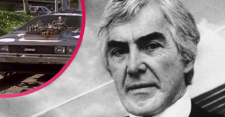 John DeLorean invented much more besides the car in Back To The Future!