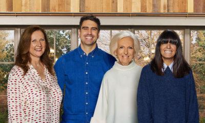 Chris Bavin co-presents Celebrity Best Home Cook