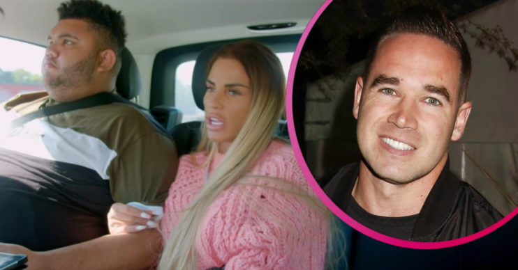 Katie Price BBC documentary with Harvey