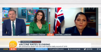 GMB Piers and Susanna