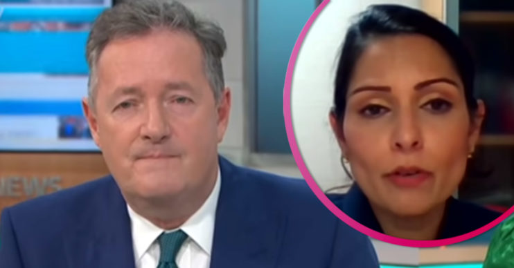 Piers Morgan on GMB - show sparks Ofcom complaints